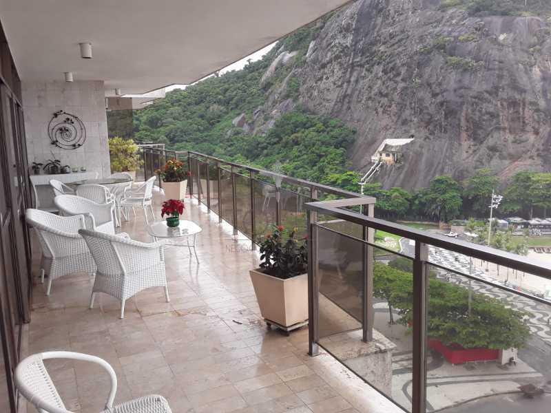 03 - Apartamento para alugar Avenida Atlântica,Copacabana, Rio de Janeiro - R$ 25.000 - LLE-AA4002 - 4