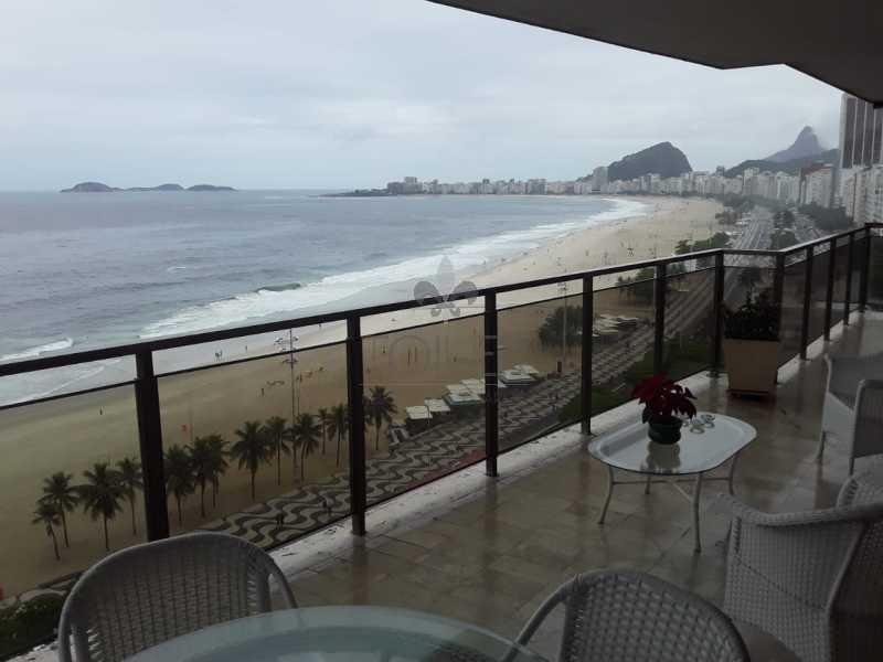 04 - Apartamento para alugar Avenida Atlântica,Copacabana, Rio de Janeiro - R$ 25.000 - LLE-AA4002 - 5