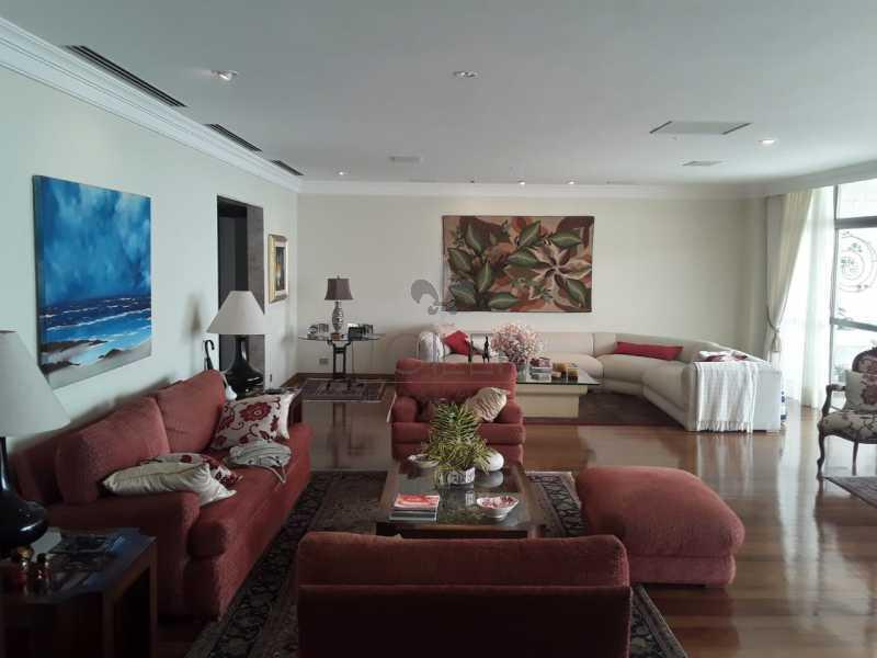 05 - Apartamento para alugar Avenida Atlântica,Copacabana, Rio de Janeiro - R$ 25.000 - LLE-AA4002 - 6