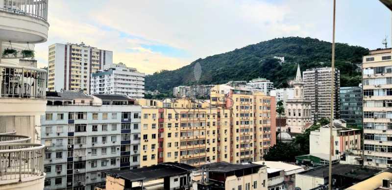 01 - Apartamento à venda Rua do Catete,Catete, Rio de Janeiro - R$ 650.000 - CT-RC2001 - 1