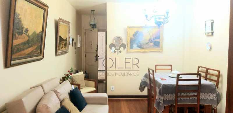 02 - Apartamento à venda Rua do Catete,Catete, Rio de Janeiro - R$ 650.000 - CT-RC2001 - 3