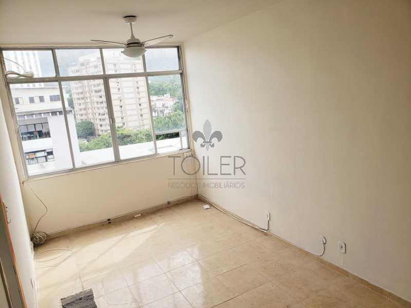 03 - Kitnet/Conjugado 30m² à venda Rua das Laranjeiras,Laranjeiras, Rio de Janeiro - R$ 250.000 - LJ-RJ1001 - 4