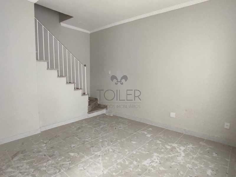 01 - Casa de Vila para alugar Rua Torres Homem,Vila Isabel, Rio de Janeiro - R$ 2.500 - LVI-TH3001 - 1