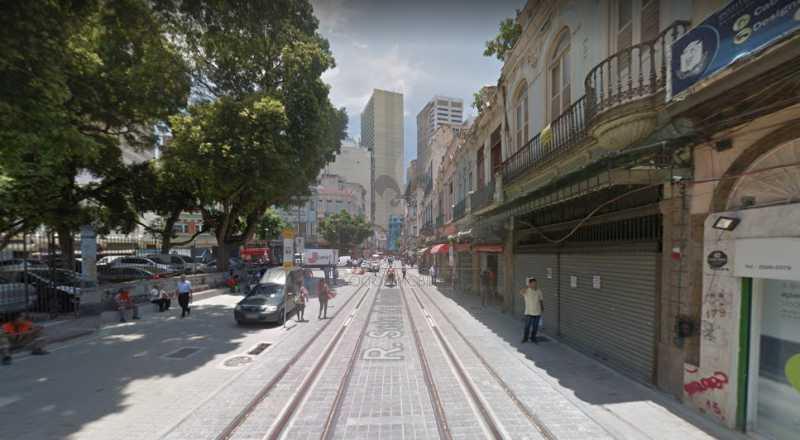 02 - Prédio 280m² à venda Rua Sete de Setembro,Centro, Rio de Janeiro - R$ 3.000.000 - CE-SSC001 - 3