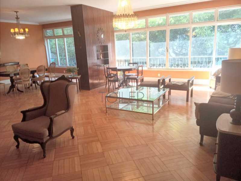 01 - Apartamento para alugar Rua Paula Freitas,Copacabana, Rio de Janeiro - R$ 5.000 - LCO-PF3003 - 1