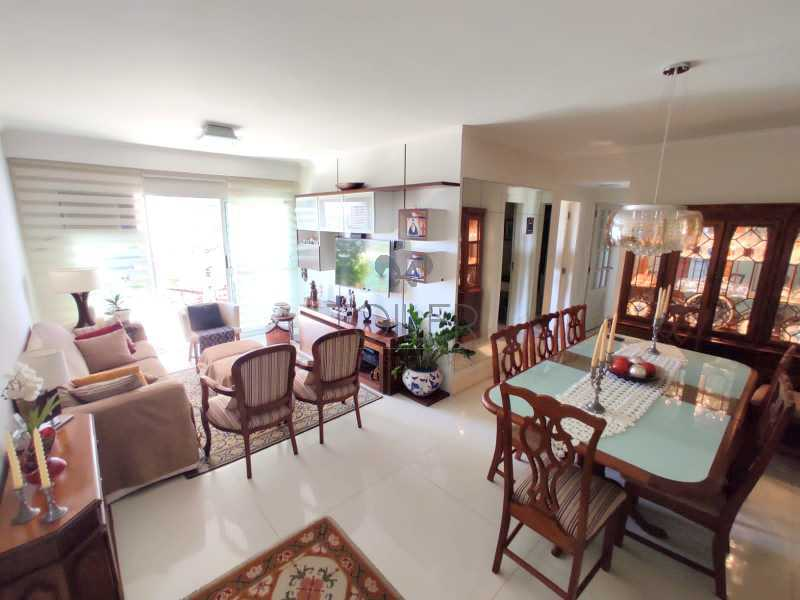 02 - Apartamento à venda Rua Lagoa das Garças,Barra da Tijuca, Rio de Janeiro - R$ 1.380.000 - BT-LG4001 - 3
