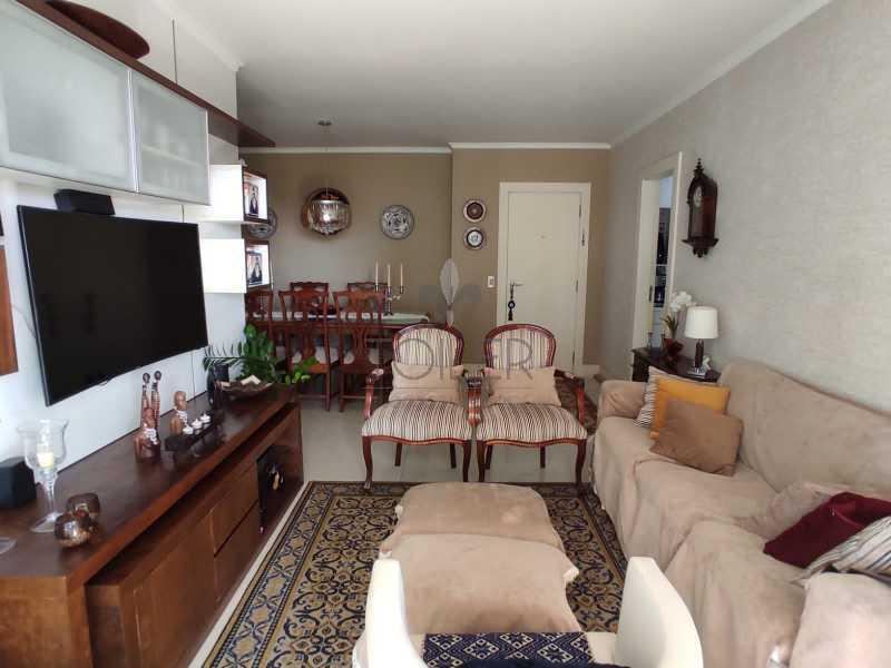03 - Apartamento à venda Rua Lagoa das Garças,Barra da Tijuca, Rio de Janeiro - R$ 1.380.000 - BT-LG4001 - 4