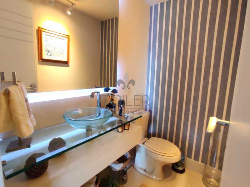 08 - Apartamento à venda Rua Lagoa das Garças,Barra da Tijuca, Rio de Janeiro - R$ 1.380.000 - BT-LG4001 - 9