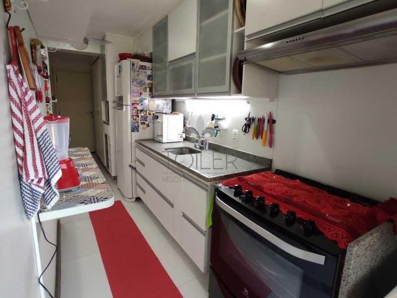 16 - Apartamento à venda Rua Lagoa das Garças,Barra da Tijuca, Rio de Janeiro - R$ 1.380.000 - BT-LG4001 - 17