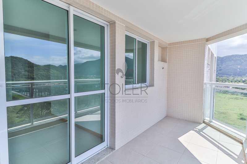 01 - Apartamento à venda Rua Alfredo Lopes De Souza,Recreio dos Bandeirantes, Rio de Janeiro - R$ 678.738 - RE-AL3005 - 1