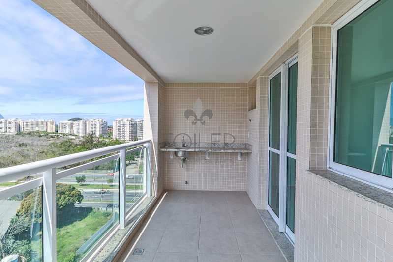 02 - Apartamento à venda Rua Alfredo Lopes De Souza,Recreio dos Bandeirantes, Rio de Janeiro - R$ 678.738 - RE-AL3005 - 3
