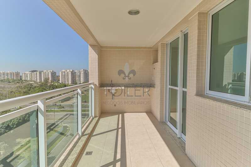 01 - Apartamento à venda Rua Alfredo Lopes De Souza,Recreio dos Bandeirantes, Rio de Janeiro - R$ 669.298 - RE-AL3006 - 1