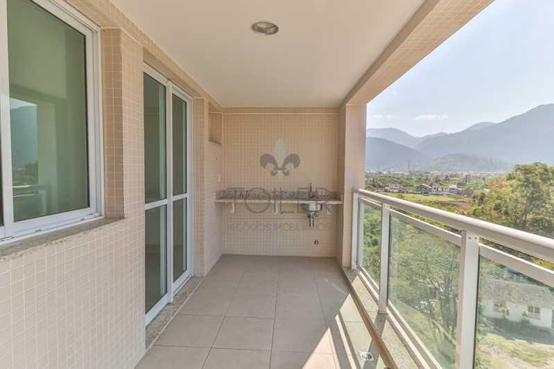 01 - Apartamento à venda Rua Alfredo Lopes De Souza,Recreio dos Bandeirantes, Rio de Janeiro - R$ 655.659 - RE-AL3007 - 1