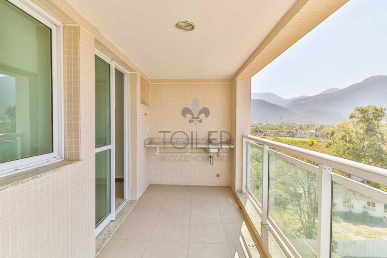 01 - Apartamento à venda Rua Alfredo Lopes De Souza,Recreio dos Bandeirantes, Rio de Janeiro - R$ 646.218 - RE-AL3009 - 1