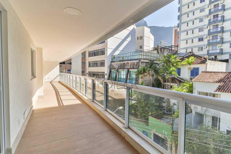 01 - Apartamento à venda Rua Carvalho Azevedo,Lagoa, Rio de Janeiro - R$ 2.203.016 - LG-CA3001 - 1