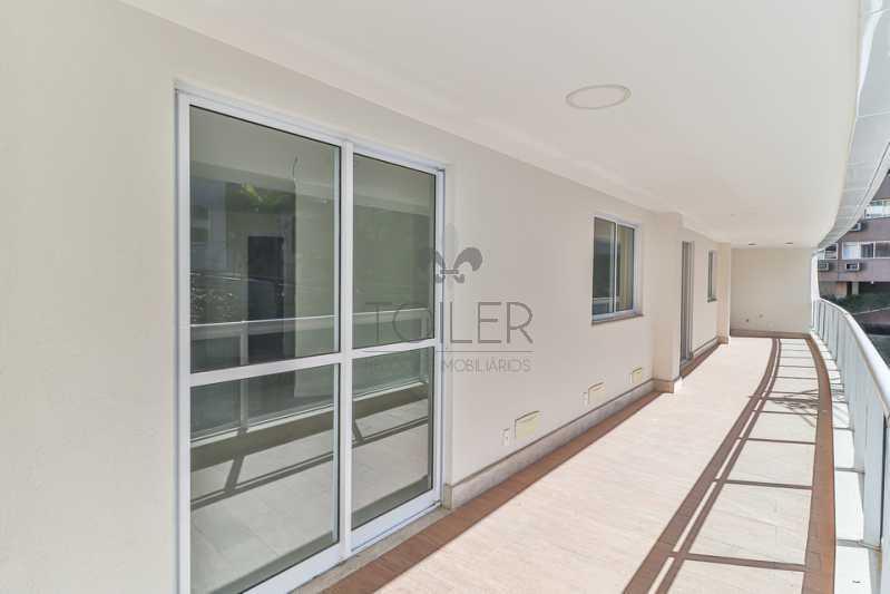 01 - Apartamento à venda Rua Carvalho Azevedo,Lagoa, Rio de Janeiro - R$ 1.888.299 - LG-CA3002 - 1