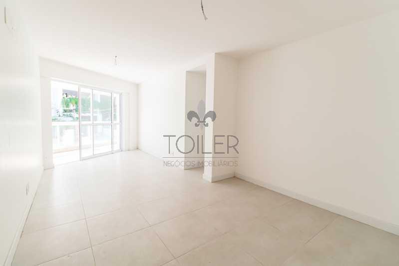 02 - Apartamento à venda Rua Carvalho Azevedo,Lagoa, Rio de Janeiro - R$ 1.888.299 - LG-CA3002 - 3