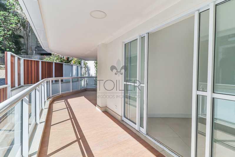01 - Apartamento à venda Rua Carvalho Azevedo,Lagoa, Rio de Janeiro - R$ 1.888.299 - LG-CA3004 - 1