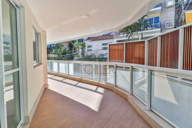 04 - Apartamento à venda Rua Carvalho Azevedo,Lagoa, Rio de Janeiro - R$ 1.888.299 - LG-CA3004 - 5