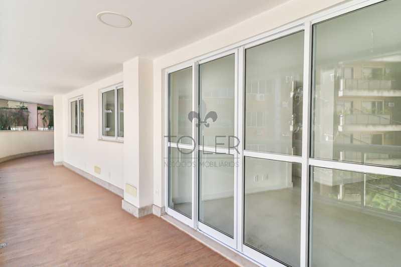 01 - Apartamento à venda Rua Carvalho Azevedo,Lagoa, Rio de Janeiro - R$ 2.412.827 - LG-CA4001 - 1