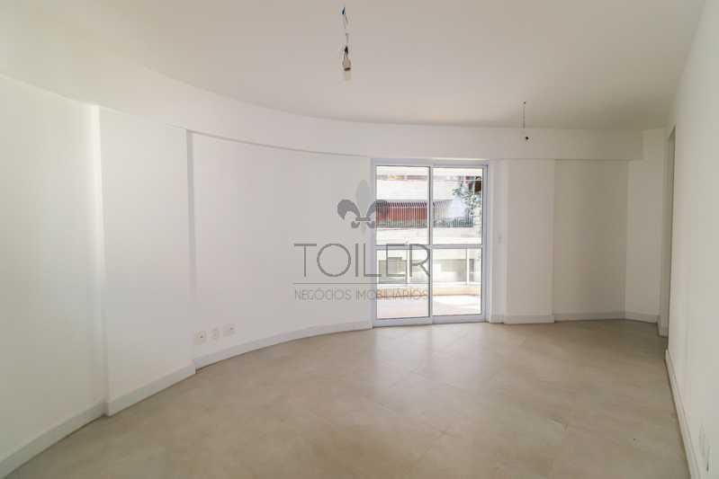 13 - Apartamento à venda Rua Carvalho Azevedo,Lagoa, Rio de Janeiro - R$ 2.412.827 - LG-CA4001 - 14