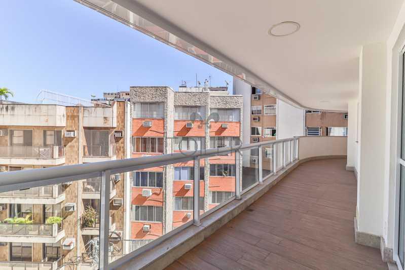 04 - Apartamento à venda Rua Carvalho Azevedo,Lagoa, Rio de Janeiro - R$ 2.937.354 - LG-CA4003 - 5