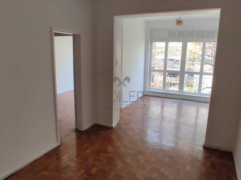 01 - Apartamento para alugar Rua Lauro Muller,Botafogo, Rio de Janeiro - R$ 2.300 - LBO-LM1001 - 1