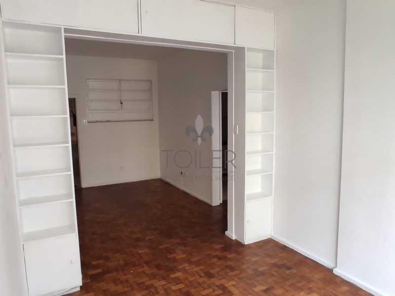 02 - Apartamento para alugar Rua Lauro Muller,Botafogo, Rio de Janeiro - R$ 2.300 - LBO-LM1001 - 3