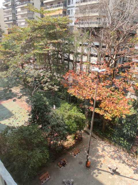 10 - Apartamento para alugar Rua Lauro Muller,Botafogo, Rio de Janeiro - R$ 2.300 - LBO-LM1001 - 11