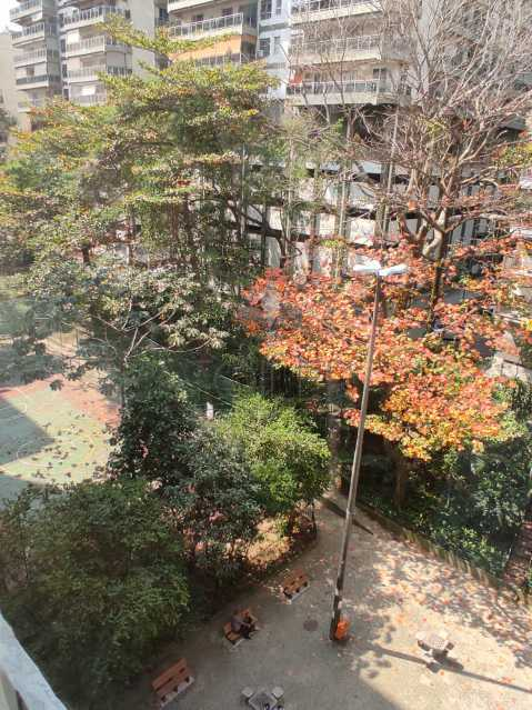 20 - Apartamento para alugar Rua Lauro Muller,Botafogo, Rio de Janeiro - R$ 2.300 - LBO-LM1001 - 21