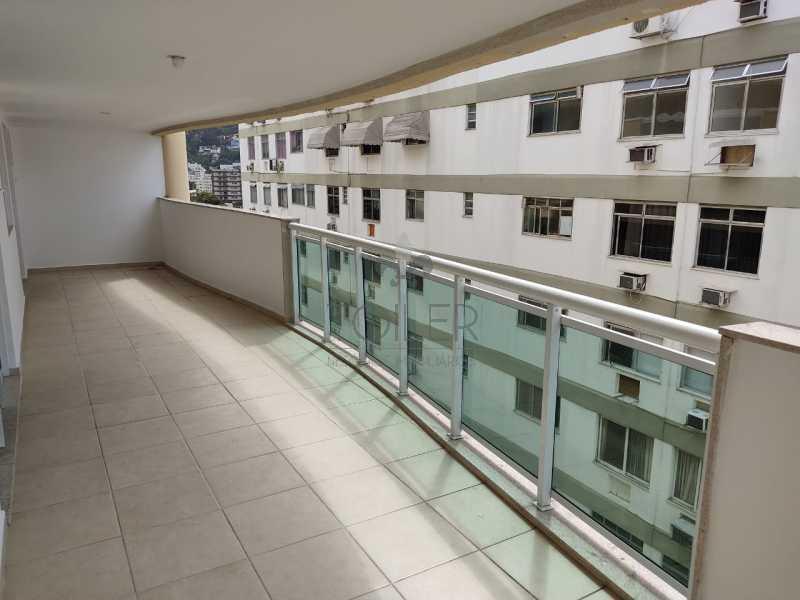 01 - Apartamento para alugar Rua Dezenove de Fevereiro,Botafogo, Rio de Janeiro - R$ 4.200 - LBO-DF2004 - 1