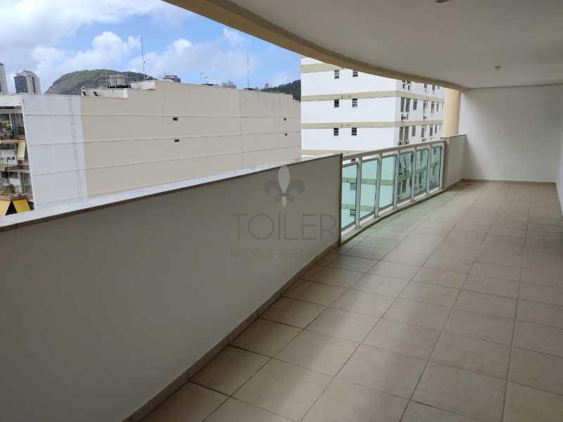 02 - Apartamento para alugar Rua Dezenove de Fevereiro,Botafogo, Rio de Janeiro - R$ 4.200 - LBO-DF2004 - 3