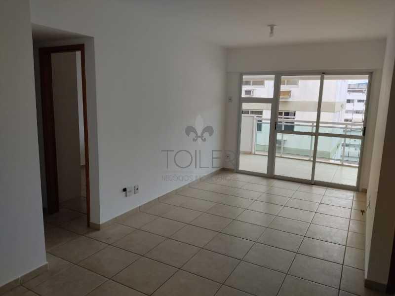 03 - Apartamento para alugar Rua Dezenove de Fevereiro,Botafogo, Rio de Janeiro - R$ 4.200 - LBO-DF2004 - 4