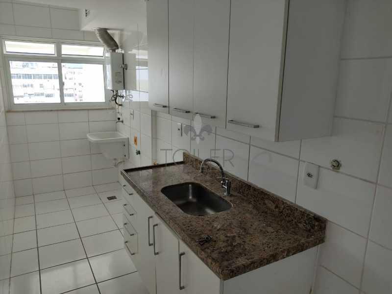 13 - Apartamento para alugar Rua Dezenove de Fevereiro,Botafogo, Rio de Janeiro - R$ 4.200 - LBO-DF2004 - 14