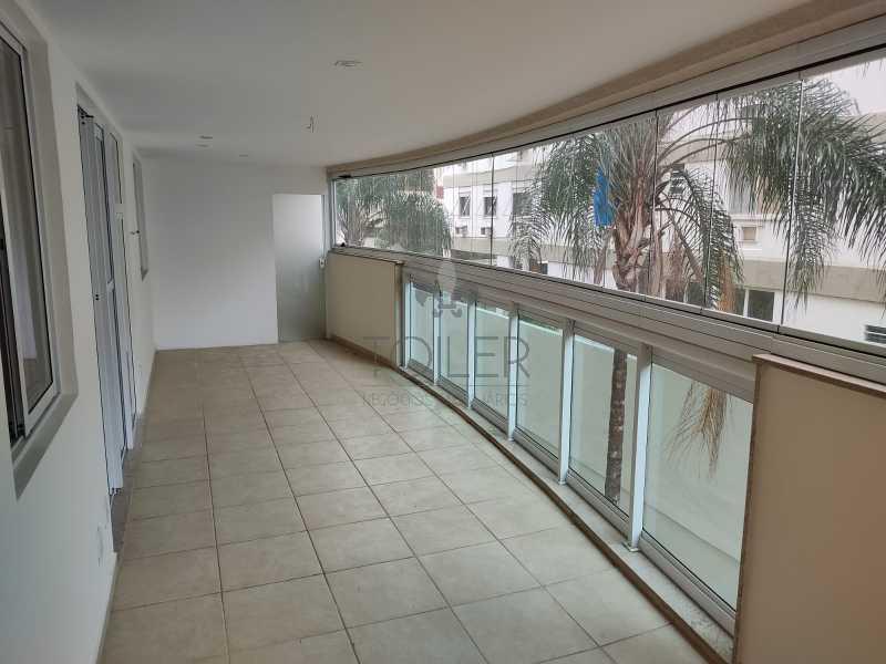 01 - Apartamento para alugar Rua Dezenove de Fevereiro,Botafogo, Rio de Janeiro - R$ 4.200 - LBO-DF2005 - 1