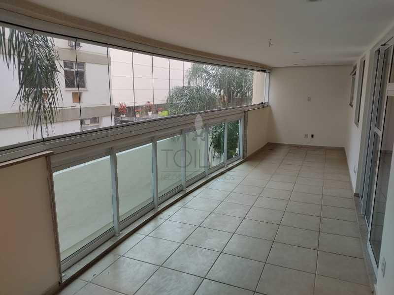 02 - Apartamento para alugar Rua Dezenove de Fevereiro,Botafogo, Rio de Janeiro - R$ 4.200 - LBO-DF2005 - 3