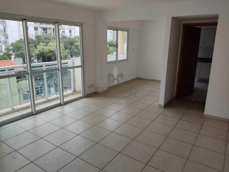01 - Apartamento para alugar Rua Dezenove de Fevereiro,Botafogo, Rio de Janeiro - R$ 3.400 - LBO-DF2006 - 1