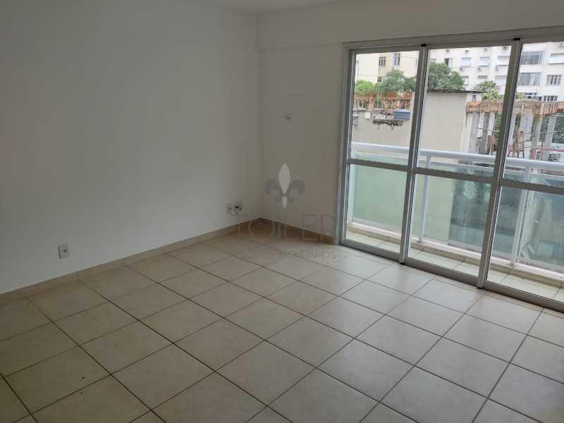 02 - Apartamento para alugar Rua Dezenove de Fevereiro,Botafogo, Rio de Janeiro - R$ 3.400 - LBO-DF2006 - 3