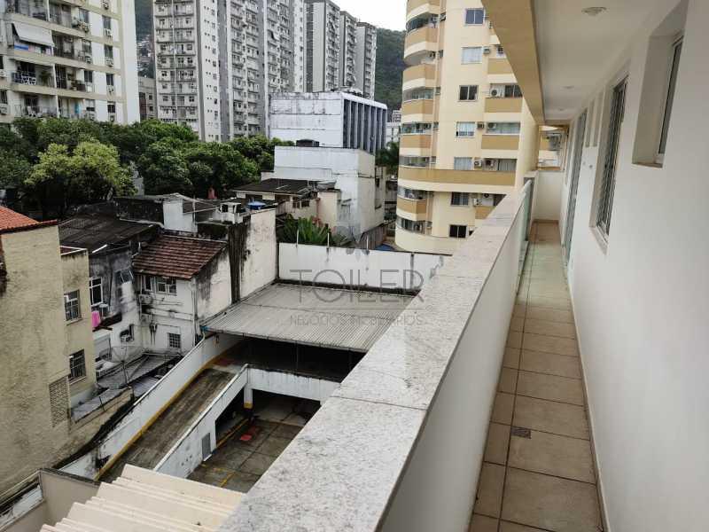 03 - Apartamento para alugar Rua Dezenove de Fevereiro,Botafogo, Rio de Janeiro - R$ 3.400 - LBO-DF2006 - 4