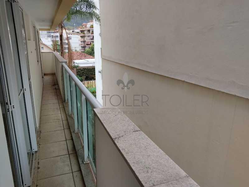 04 - Apartamento para alugar Rua Dezenove de Fevereiro,Botafogo, Rio de Janeiro - R$ 3.400 - LBO-DF2006 - 5