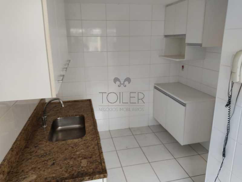 13 - Apartamento para alugar Rua Dezenove de Fevereiro,Botafogo, Rio de Janeiro - R$ 3.400 - LBO-DF2006 - 14
