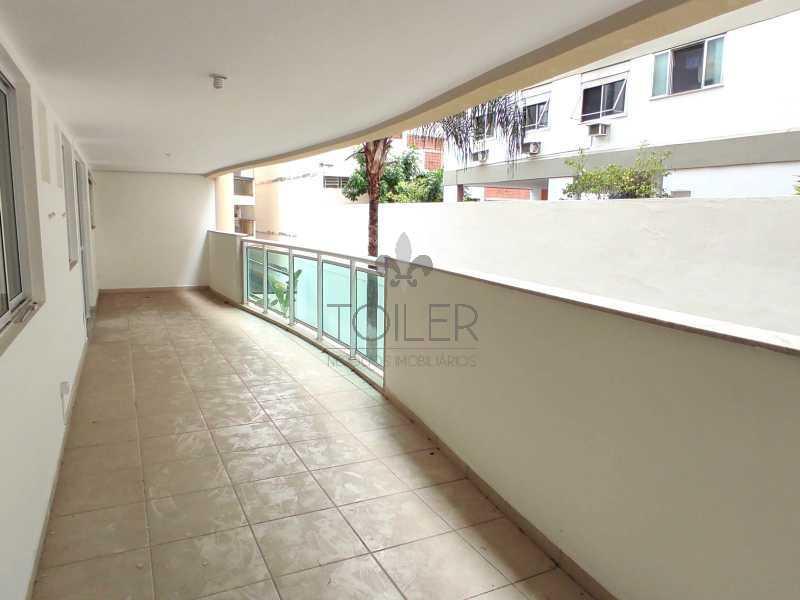 01 - Apartamento 3 quartos para alugar Botafogo, Rio de Janeiro - R$ 4.200 - LBO-DF3006 - 1
