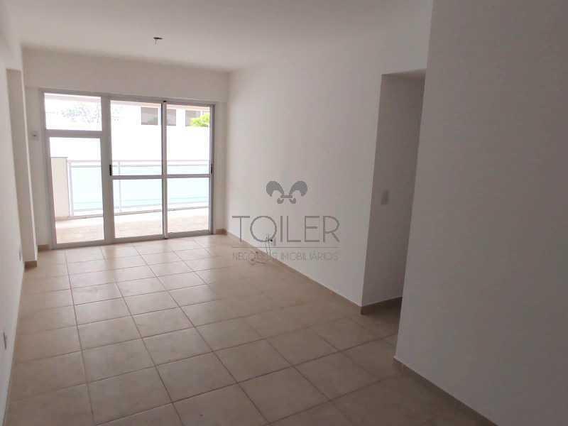 02 - Apartamento 3 quartos para alugar Botafogo, Rio de Janeiro - R$ 4.200 - LBO-DF3006 - 3