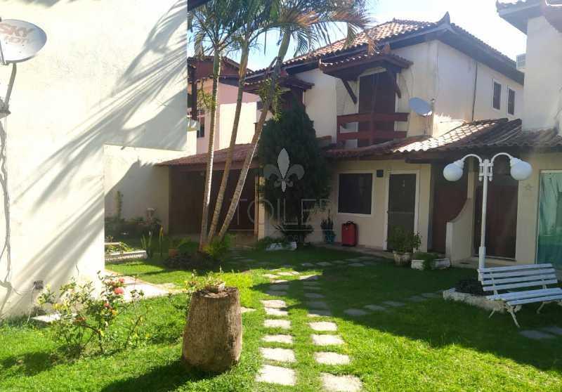 01 - Casa em Condomínio à venda Rua Berilo,Portinho, Cabo Frio - R$ 400.000 - CF-RB2001 - 1