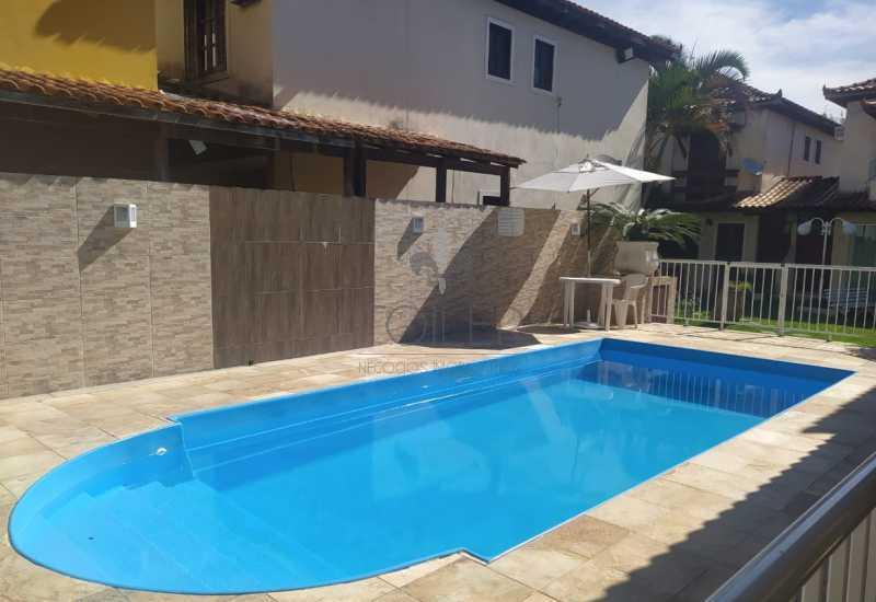 02 - Casa em Condomínio à venda Rua Berilo,Portinho, Cabo Frio - R$ 400.000 - CF-RB2001 - 3