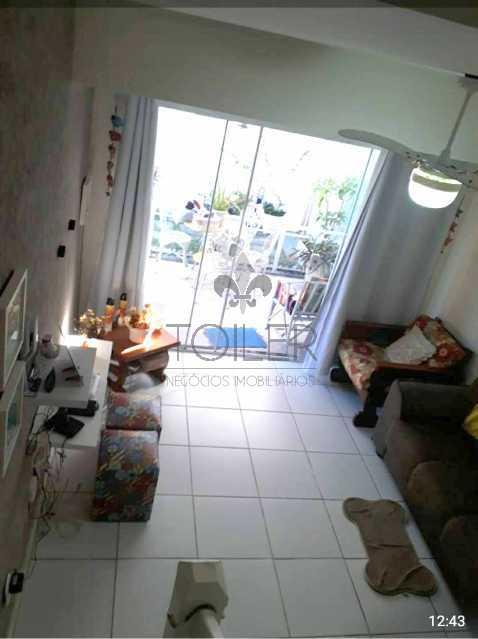 07 - Casa em Condomínio à venda Rua Berilo,Portinho, Cabo Frio - R$ 400.000 - CF-RB2001 - 8