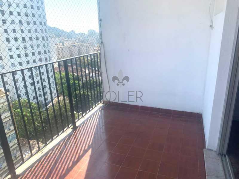 02 - Apartamento à venda Rua General Glicério,Laranjeiras, Rio de Janeiro - R$ 950.000 - LA-GG2001 - 3