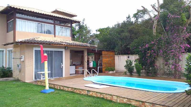 01 - Casa em Condomínio à venda Avenida Doze De Novembro,Caravelas, Armação dos Búzios - R$ 800.000 - BZ-CN5001 - 1