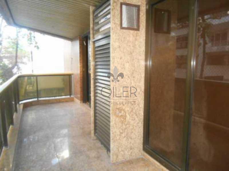 03 - Apartamento para alugar Rua Almirante Pereira Guimarães,Leblon, Rio de Janeiro - R$ 13.000 - LB-AP3003 - 4