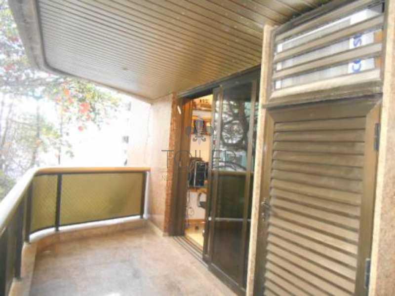 11 - Apartamento para alugar Rua Almirante Pereira Guimarães,Leblon, Rio de Janeiro - R$ 13.000 - LB-AP3003 - 12
